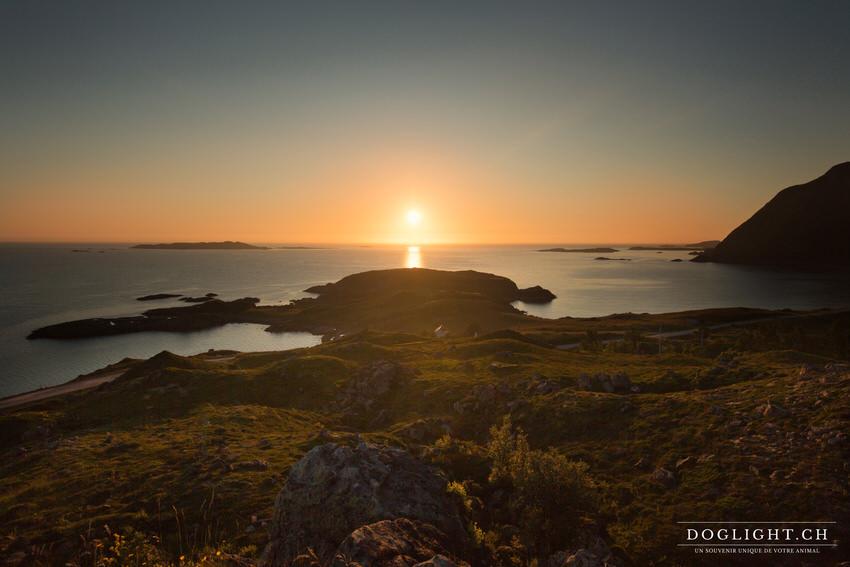 Voyage Norvège soleil de minuit
