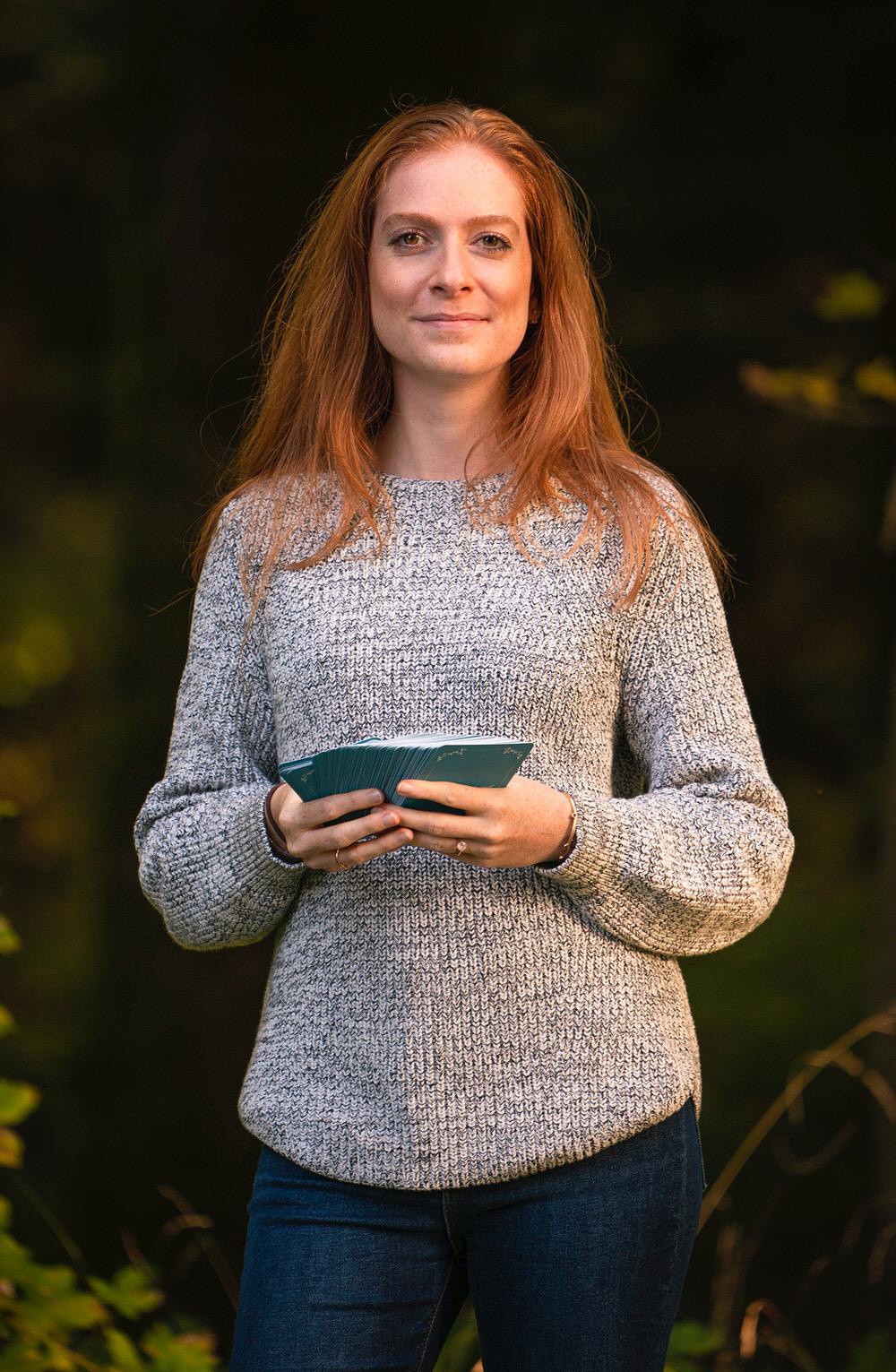 Saskia Parein - Oracle suivre sa joie