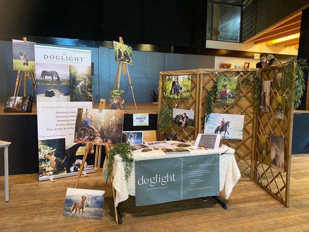 Salon Terr-Animale - Photographe animalier Suisse
